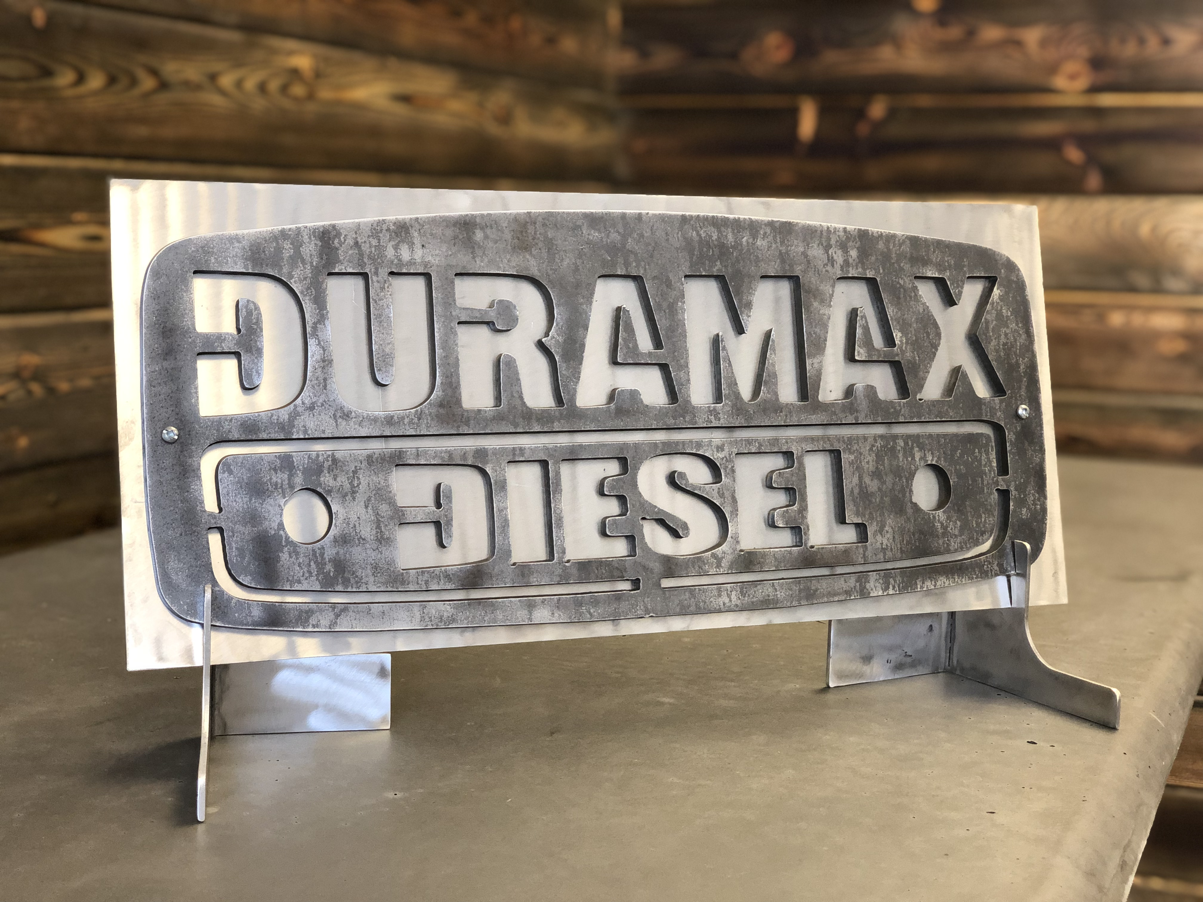 Custom Metal Sign