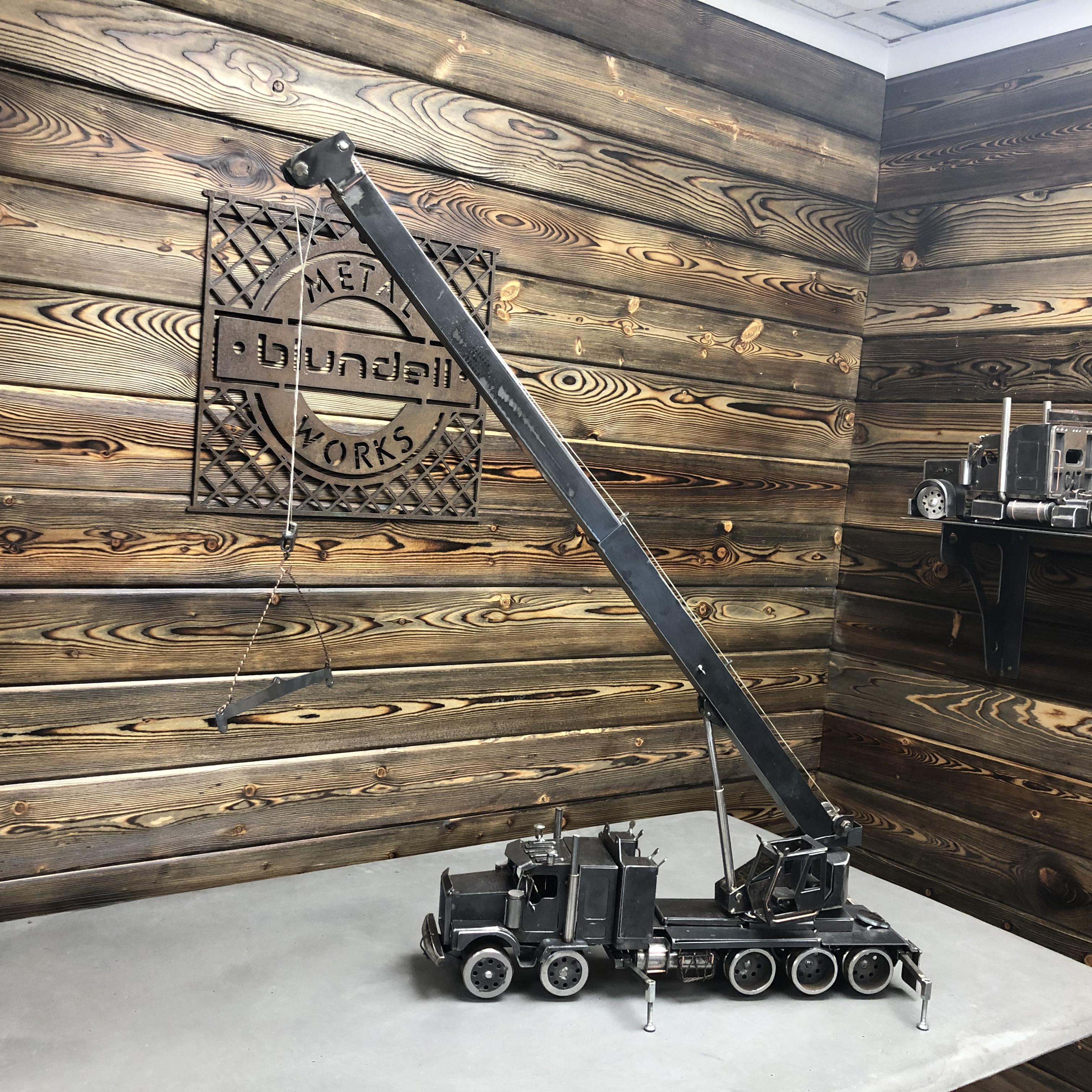 C500 Crane Truck